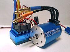 RC Brushless system esc & motor for Traxxas Stampede Rustler Bandit Telluride