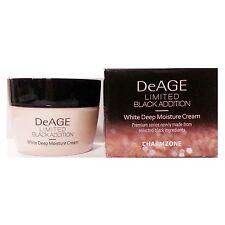 CHARMZONE DeAGE Limited Black Addition White Deep Moisture Cream 30ml 1.01oz