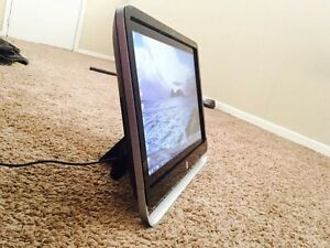 """HP Pavilion 23""""TouchSmart All-in-One Desktop PC -1TB"""