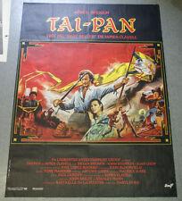 Affiche de cinéma : TAI-PAN de Daryl DUKE