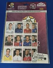 PANINI EURO 2012 Starter-Set Leeralbum + 60 Sticker Internationale Version OVP