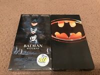 Batman (VHS, 1997) Bateman Returns (VHS, 1992)