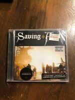 Saving Abel - Saving Abel-New CD SEALED
