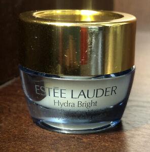 Estee Lauder HYDRA BRIGHT Skin Tone Perfecting Moisturizer  0.24oz New
