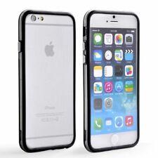 "Actecom funda bumper para iPhone 7 / 4 7"""" Negro-transparente carcasa"