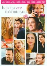 He's Just Not That Into You 0794043123238 With Ben Affleck DVD Region 1