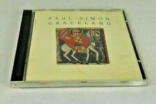 Paul Simon Graceland Audio CD Rock Music 1986 Warner Bros. Record Free Shipping