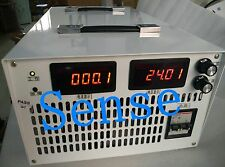 NEW 5000W 0-24VDC 10-200A Output Adjustable Switching Power Supply with Display