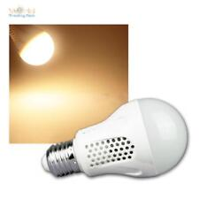 "LED Glühlampe E27 ""G50 Eco"" warmweiß 470lm 6W Glühbirne Leuchtmittel Lampe Birne"