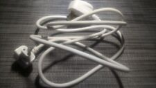 Genuine Apple UK Power Adapter Extension cable lead For MacBook Mac Pro