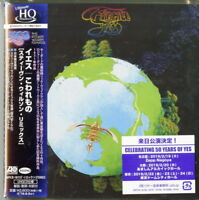 YES-FRAGILE-JAPAN MINI LP UHQCD G35