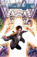 Doctor Who #2 Unread New Near Mint IDW Comics 2012 **22