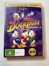 Ducktales volume 1, 2 & 3 DVD R4 Triple DVD