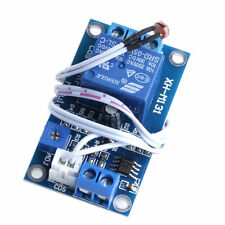 DC 5V XH-M131 Light Control Switch Photoresistor Relay Module Sensor CHIP  22 B