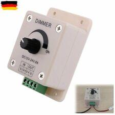 12v 8a PIR Sensor LED Streifen Licht Schalter PWM Dimmer Helligkeits Steuerpult