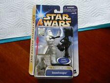 Star Wars Saga Snowtrooper Battle of Hoth #19 The Empire Strikes Back 2003