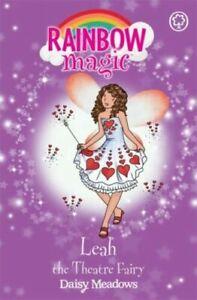 Rainbow Magic Story Book - Showtime Fairies: LEAH THE THEATRE FAIRY - NEW