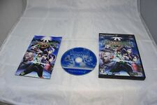 Phantasy Star Universe Japan Import PS2 Complete in Box North American Seller