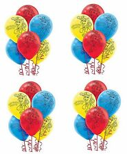 """(24ct) Paw Patrol Paw Tastic party Birthday 12"""" Latex Balloons Party Supplies"""