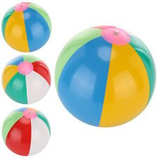 22CM Inflatable Swimming Pool Bath Balls Water Game Colorful Beach Ball Kids Toy