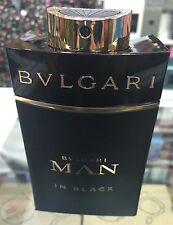 Treehousecollections: Bvlgari Bulgari Man In Black EDP Tester Perfume Men 100ml