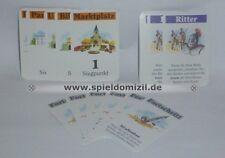 SIEDLER von CATAN * 25 ORIGINAL ENTWICKLUNGSKARTEN aus der HOLZVERSION rar + TOP