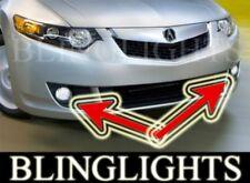 2009-2010 Acura TSX Xenon Halogen Fog Lamps Driving Lights 09 10