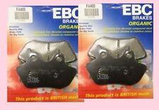 EBC Front brake pads Harley Davidson Electra Glide Classic & Ultra Classic 00-07