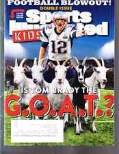 September 2018 Tom Brady Dexter Lawrence Sports Illustrated For Kids