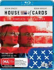 House of Cards: Season 5 NEW B Region Blu Ray
