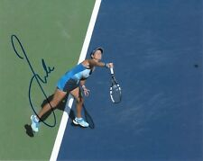 JULIA GOERGES SIGNED 8x10 PHOTO EXACT PROOF COA AUTOGRAPHED TENNIS