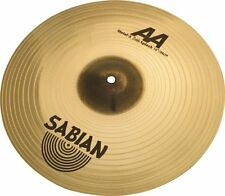 "SABIAN 14"" METAL-X-DIABLO SPLASH AA BRASS CYMBAL-NEW!"