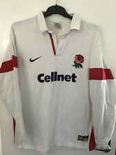 VERY RARE England Rugby Union Shirt 1997/99 Size XL Good Condition