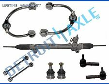 9pc Complete Power Steering Rack and Pinion Suspension Kit for Grand Cherokee