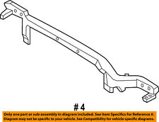 FORD OEM Radiator Core Support-Mount Panel FT4Z8A284A