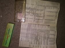 Vintage Rapala Lure box with instructions Cd7G