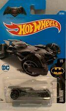 2017 HOT WHEELS BATMAN VS SUPERMAN DAWN OF JUSTICE GRAY BATMOBILE HW #237/365