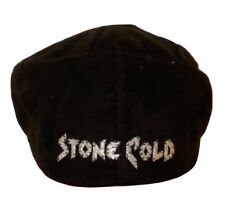 Vtg Stone Cold WWF Attitude HAT FLAT CAP Snap Bill Youth Size? WWE RARE