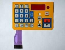 Fullwood MM95 Milk Meter Keypad Membrane. Milking Machine,Milking Parlour Spare