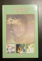 "John Lennon ""The making of... IMAGINE"" solo collection Vol.1  AZING Signed-10093"