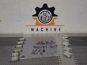 Allen Bradley 700-CP1 Ser B Contact Cartridges New Old Stock (Lot of 11)