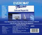 Evercoat Fiberglass Gelcoat Paint Scratch Repair Kit 108000 For Boat Tub Pool