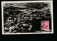 Czech Republic LAZNE BELOHRAD Aerial RP PPC Used 1938 fault