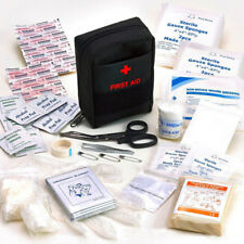 First Aid Kit All Purpose Emergency Trauma Outdoor Travel Bag Survival Carry Box