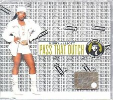 MISSY ELLIOTT - PASS THAT DUTCH - CD SINGLE ( NUOVO SIGILLATO )