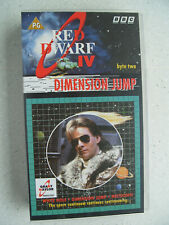 Red Dwarf IV - Dimension Jump  - Byte 2 - Craig Charles, PAL VHS Video