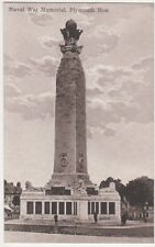 Naval War Memorial Plymouth Hoe Postcard, B580