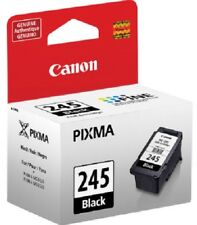 New GENUINE Canon PG-245 Black Ink. Free shipping!