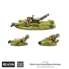 BRITISH BLACKER BOMBARD - BOLT ACTION - WARLORD GAMES WW2 -