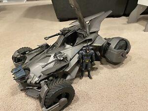 Ultimate Justice League Batmobile RC Vehicle and Batman Figure